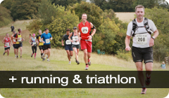 Event ID for running events and triathlons