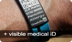 visible Medical ID