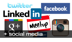 identity products for social media networking